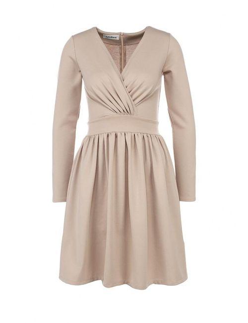 Tutto Bene | Женское Бежевое Платье