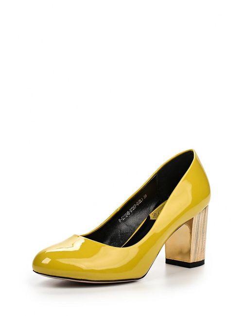ELSI | Женские Жёлтые Туфли