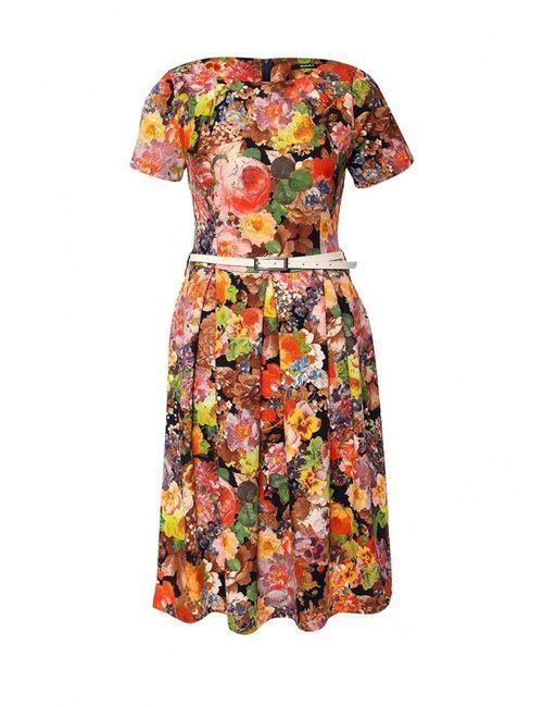 MadaM T | Женское Многоцветное Платье