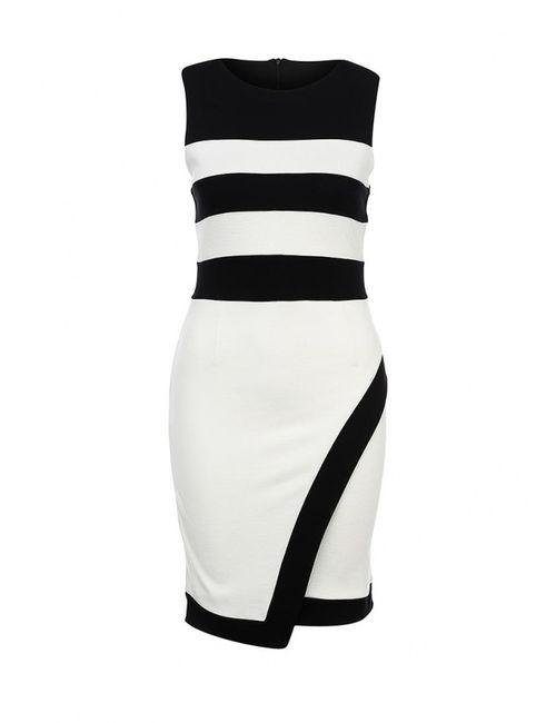 LOST INK   Женское Белое Платье