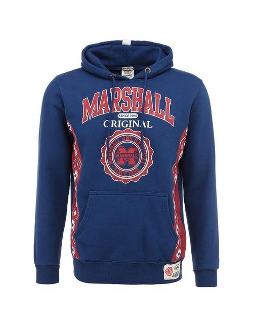 Marshall Original | Мужские Синие Худи