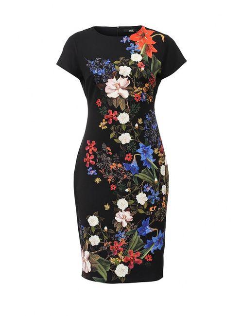 ADL | Женское Многоцветное Платье