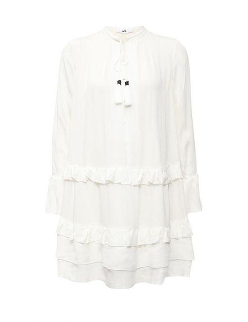 ADL   Женское Белое Платье