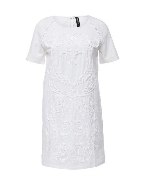 Concept Club | Женское Белое Платье