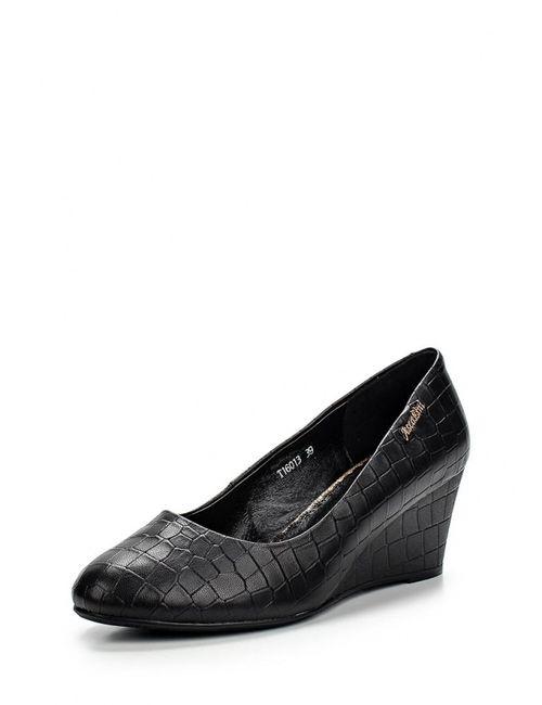 Ascalini | Женские Чёрные Туфли