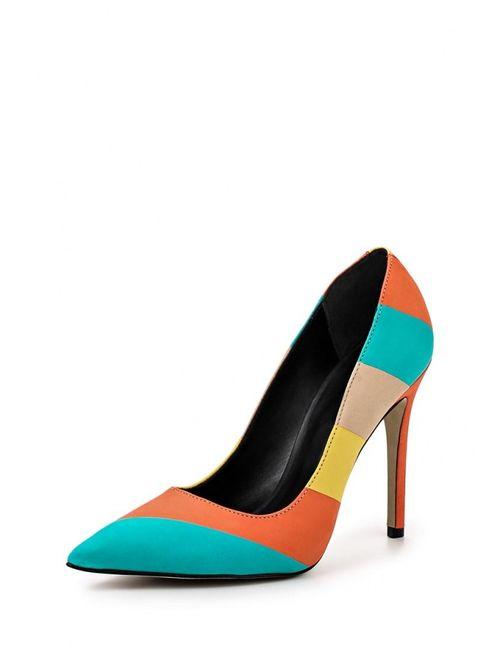 Aldo | Женские Многоцветные Туфли