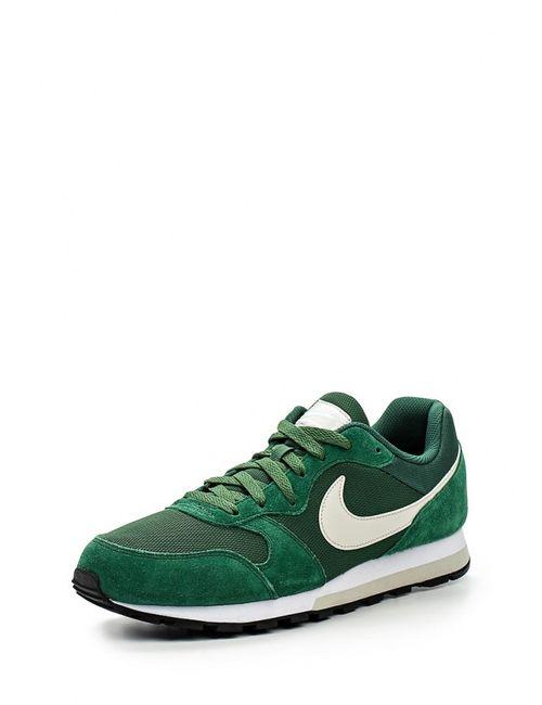 Nike   Мужские Зелёные Кроссовки