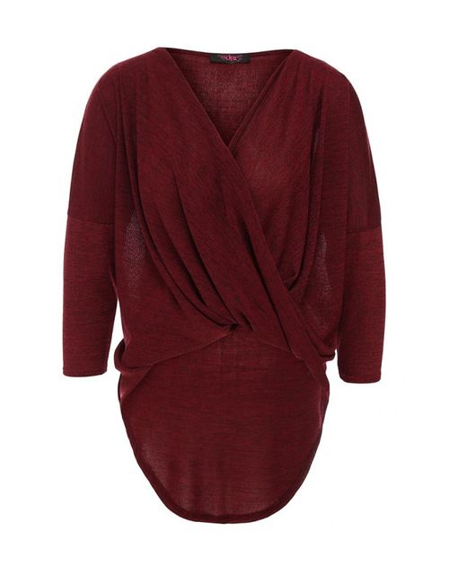 Edge Clothing | Женская Красная Туника