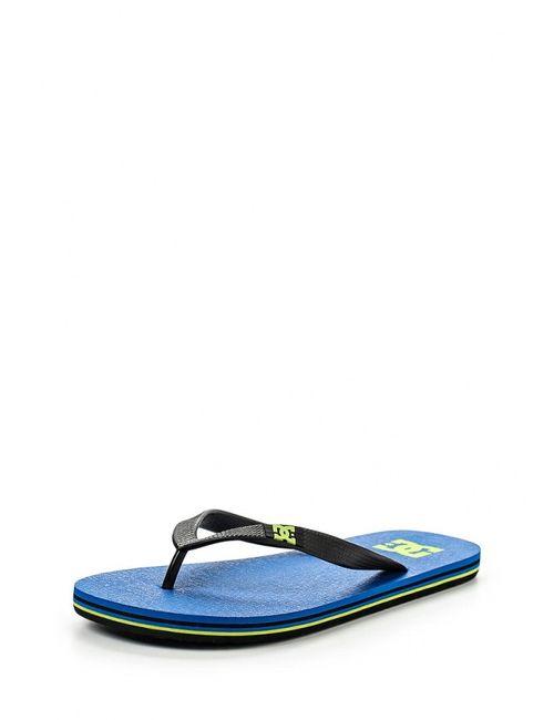 Dcshoes | Мужские Чёрные Сланцы Dc Shoes