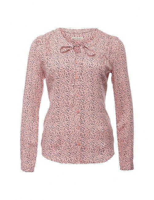 Sela | Женская Розовая Блуза