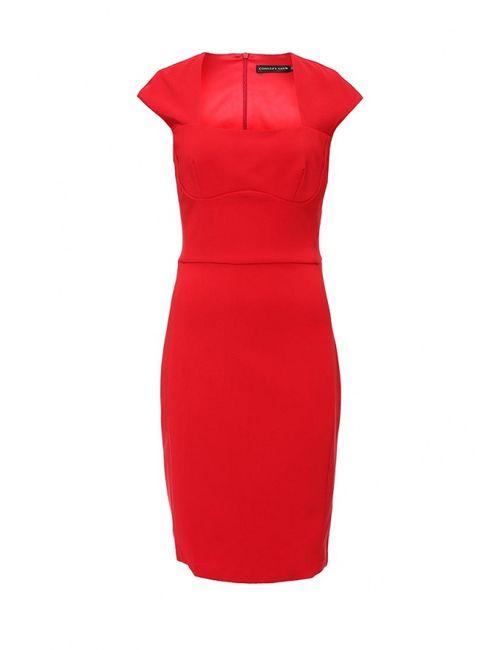 Concept Club | Женское Красное Платье
