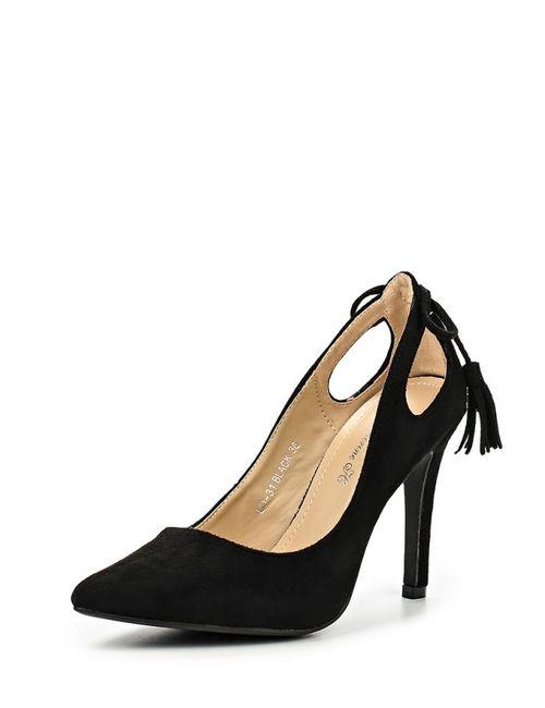 Catherine | Женские Чёрные Туфли