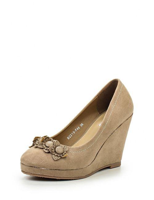 Malien | Женские Бежевые Туфли