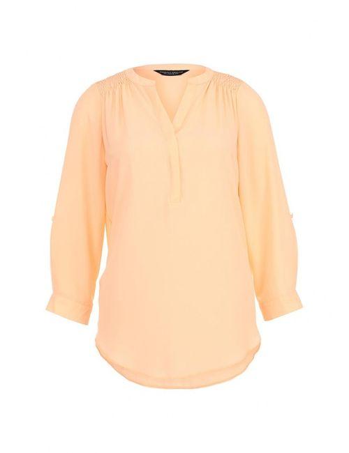 Dorothy Perkins | Женская Оранжевая Блуза