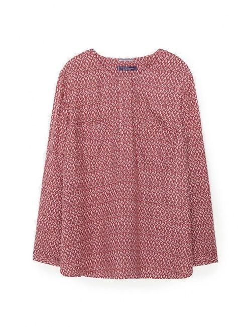 Violeta by Mango | Женская Многоцветная Блуза