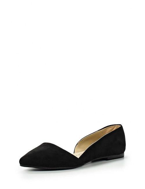 Raxmax | Женские Чёрные Туфли