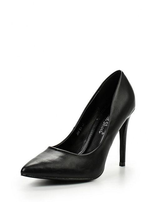 SWEET SHOES   Женские Чёрные Туфли