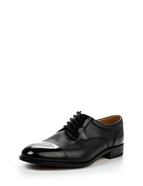 Loake | Мужские Чёрные Туфли