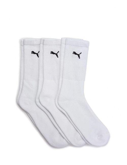 Puma | Мужские Белые Носки