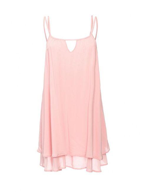 Phax | Женское Розовое Платье Пляжное