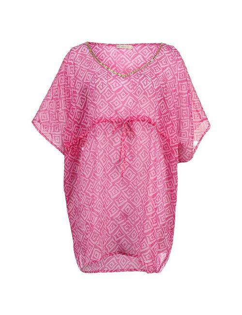 Brave Soul | Женское Розовое Платье Пляжное