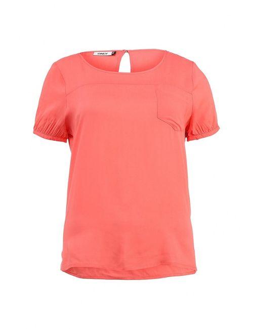 Only | Женская Розовая Блуза