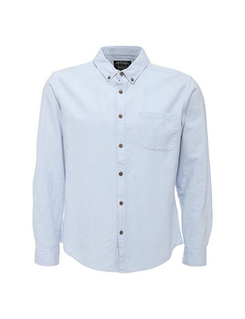 Burton Menswear London | Мужская Голуба Рубашка