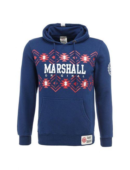 Marshall Original   Мужские Синие Худи