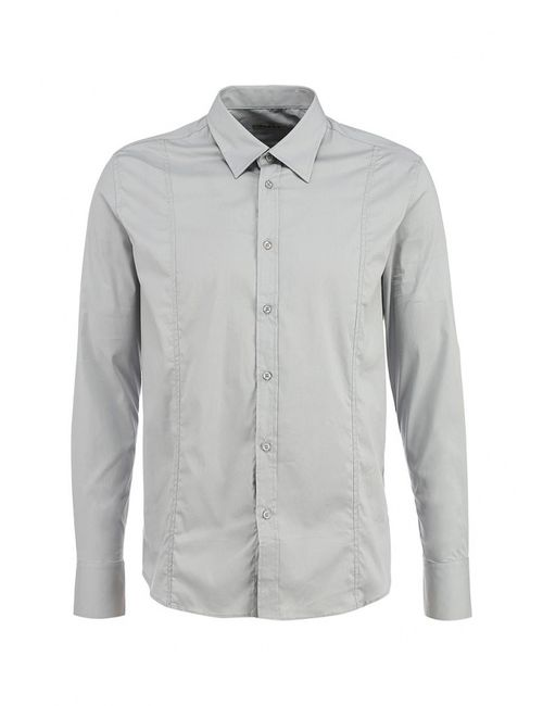 Forex | Мужская Серая Рубашка