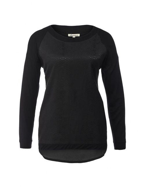 Bruebeck | Женская Чёрная Блуза