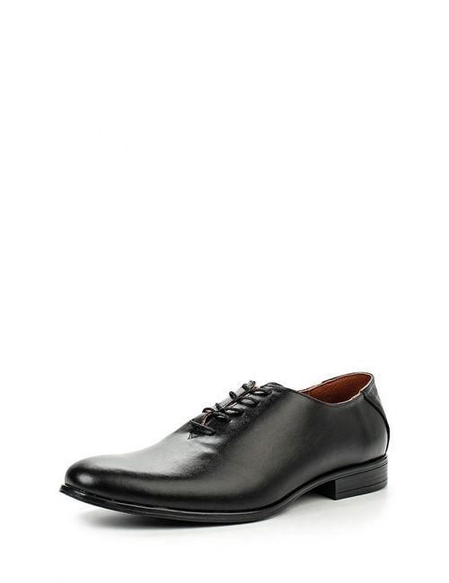 Matt Nawill | Мужские Чёрные Туфли