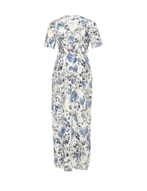 MammySize | Женское Многоцветное Платье