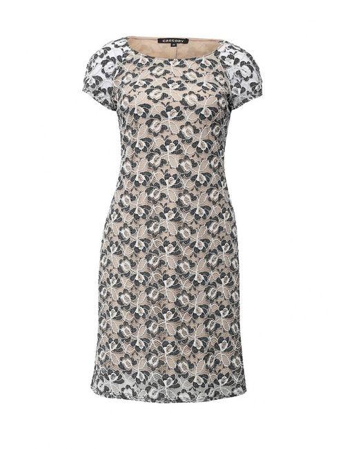 Gregory | Женское Многоцветное Платье