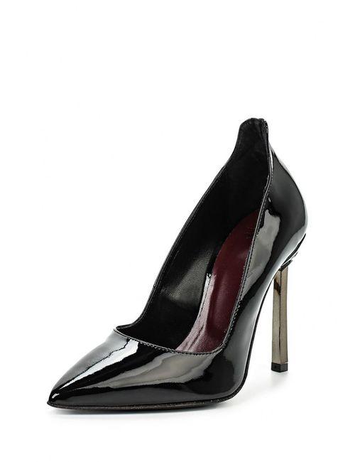 Versace 19•69 | Женские Чёрные Туфли Versace 19.69