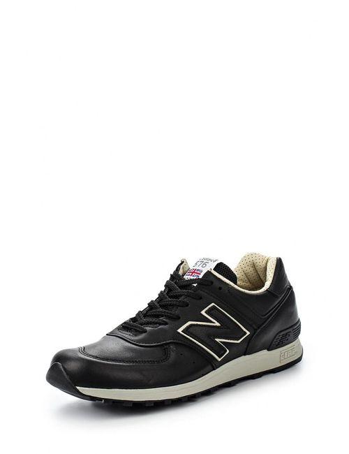 New Balance   Мужские Чёрные Кроссовки