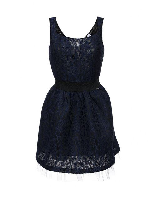 Rinascimento   Женское Синее Платье