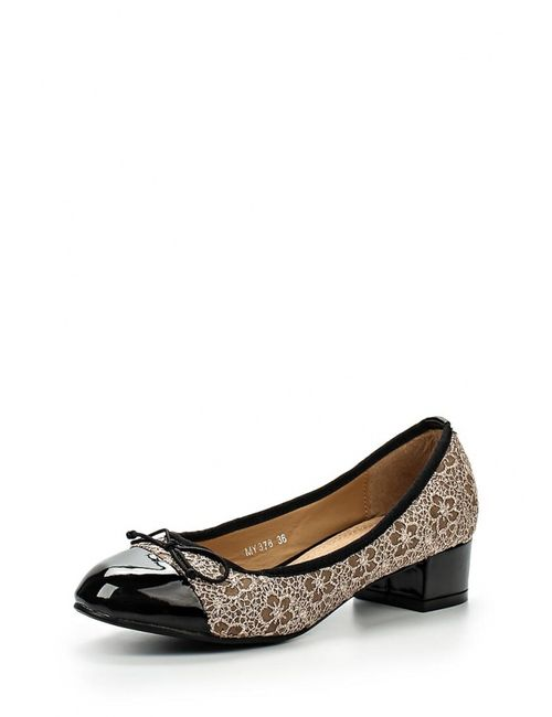 Mada-Emme | Женские Многоцветные Туфли
