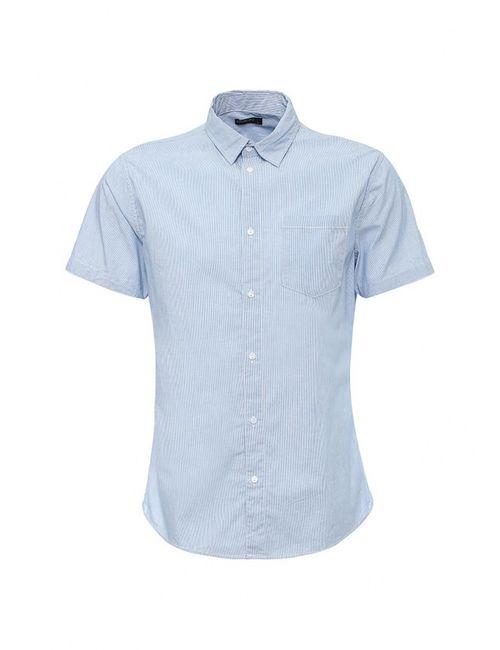Baon | Мужская Синяя Рубашка