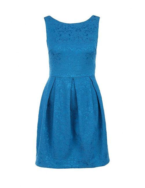 Incity | Женское Голубой Платье