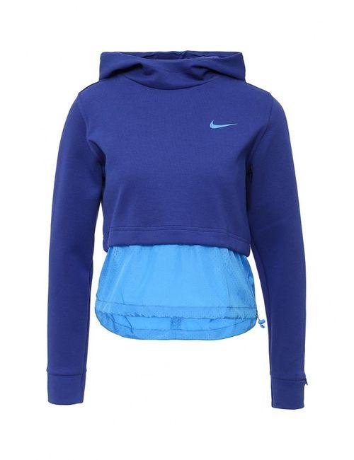 Nike   Синие Худи
