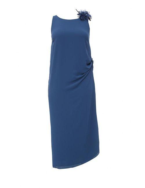 Fiorella Rubino | Женское Синее Платье
