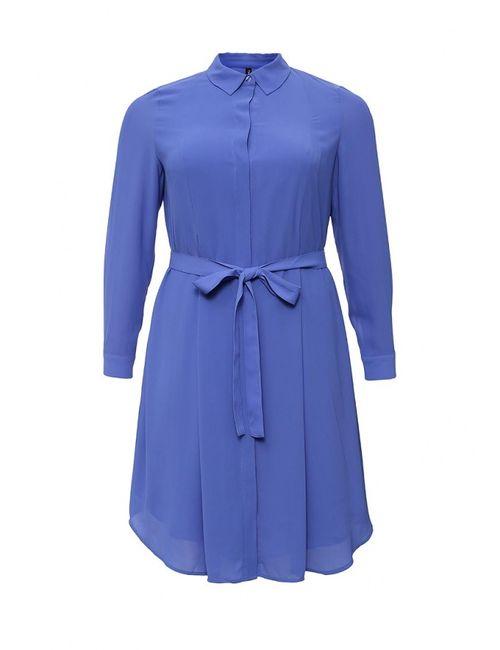 bestiadonna | Женское Синее Платье