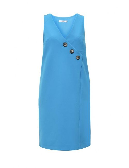 Finery London | Женское Голубое Платье