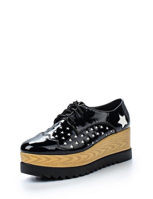 Wellspring | Женские Чёрные Ботинки