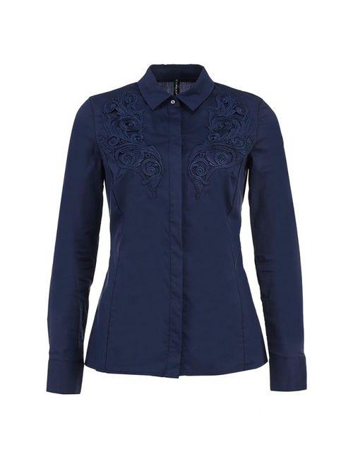 Concept Club | Женская Синяя Блуза