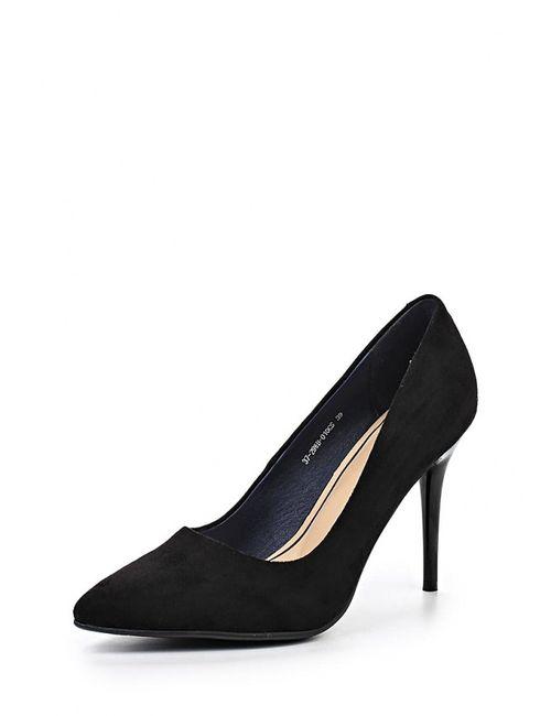 Zenden Woman | Женские Чёрные Туфли