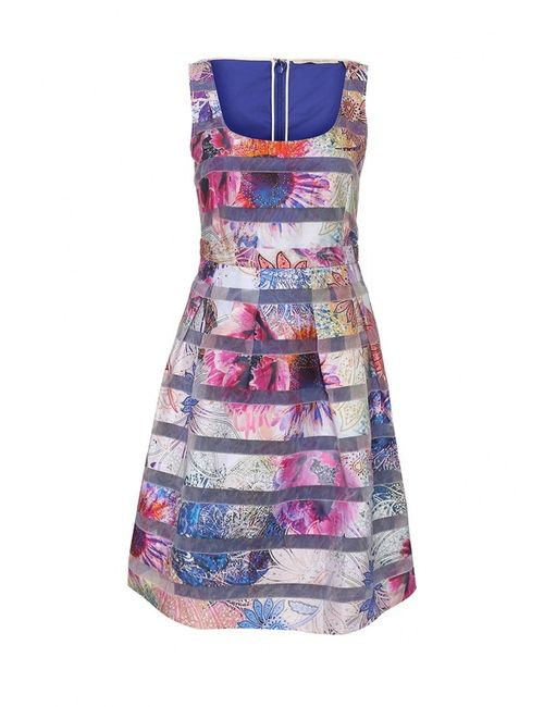 Pennyblack | Женское Многоцветное Платье