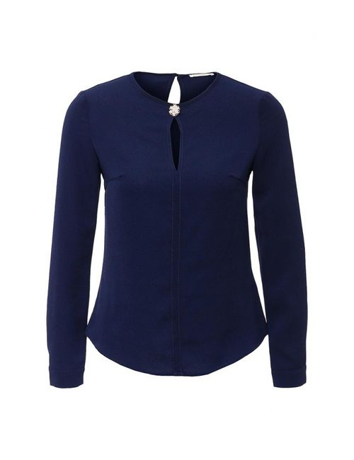 Zarina | Женская Синяя Блуза