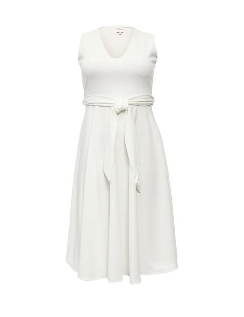 Just Joan | Женское Белое Платье