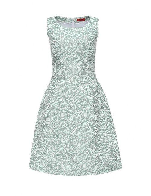Hugo | Женское Многоцветное Платье
